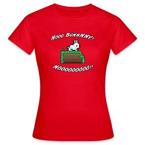 Nooo BUNNNNY! NOOOOOOOOO!! (Women's) - Women's T-Shirt
