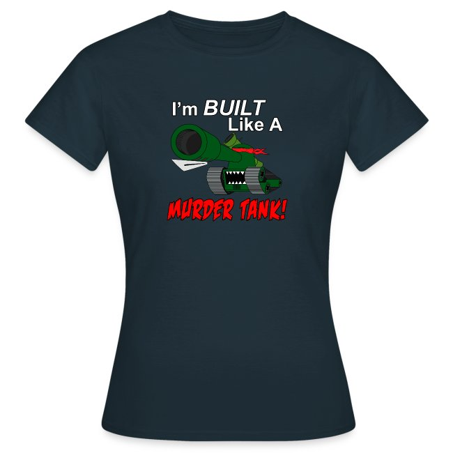 I'm BUILT Like A MURDER TANK! (Women)