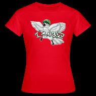 T-Shirts ~ Women's T-Shirt ~ I'M A BIRD (Women)