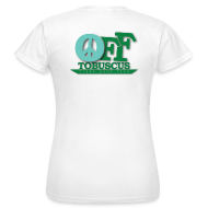 T-Shirts ~ Women's T-Shirt ~ PEACE OFF - Tobuscus (Women)