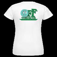 T-Shirts ~ Women's T-Shirt ~ PEACE OFF - Tobuscus (Women)