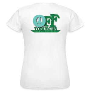 PEACE OFF - Tobuscus (Women) - Women's T-Shirt
