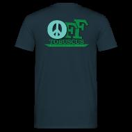 T-Shirts ~ Men's T-Shirt ~ PEACE OFF - Tobuscus