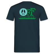 T-Shirts ~ Men's T-Shirt ~ PEACE OFF - Tobuscus