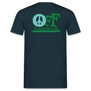 PEACE OFF - Tobuscus - Men's T-Shirt