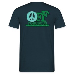 PEACE OFF - Tobuscus - Men's T-Shirt