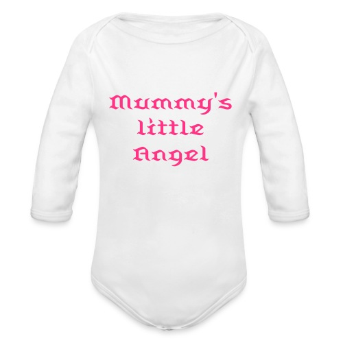 LittleAngle - Organic Longsleeve Baby Bodysuit