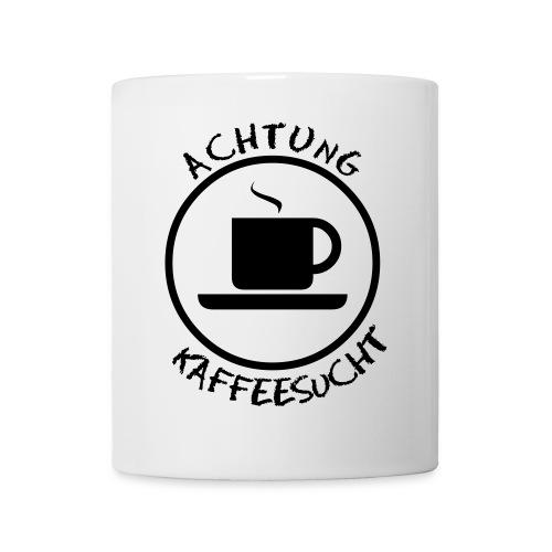 Kaffeesucht - Tasse
