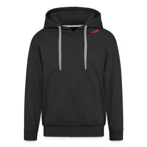 CHILLIPEPPER SANDWICHES & MORE - Men's Premium Hooded Jacket