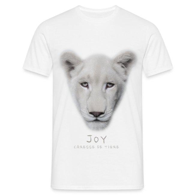 T-Shirt Homme portrait Joy