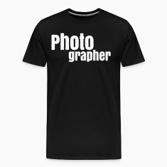 Photographer T-Shirts