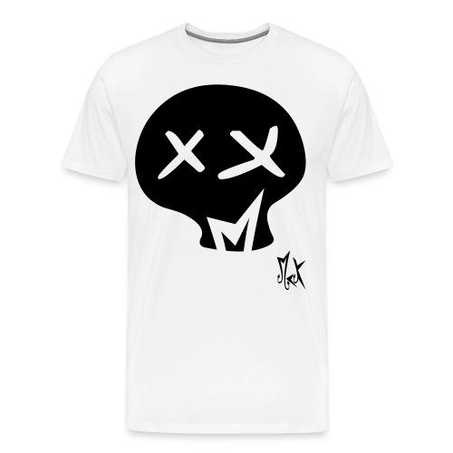 Skull McKoy - Camiseta premium hombre