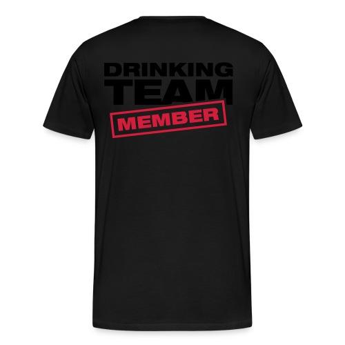Team Menmber - Männer Premium T-Shirt