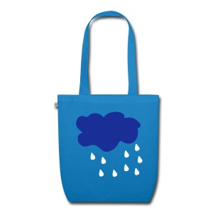 Raining Cloud - EarthPositive Tote Bag