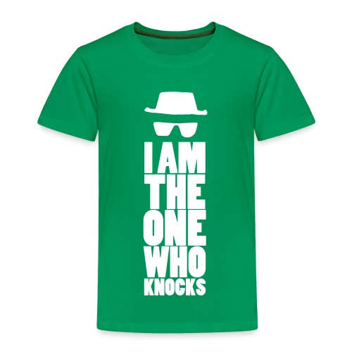 I Am The One Who Knocks - Kinderen Premium T-shirt