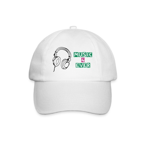 Music 4 Ever Hat - Baseball Cap