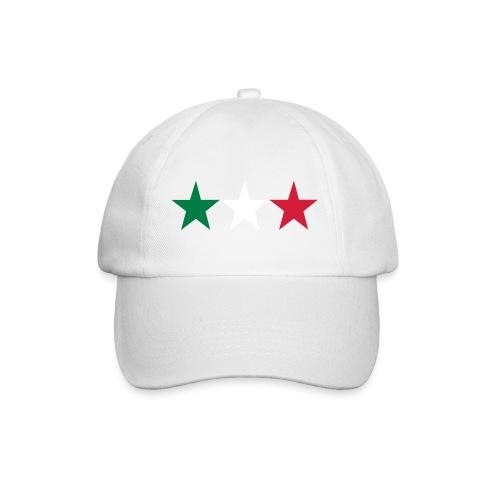 Cappello Tricolore - Cappello con visiera
