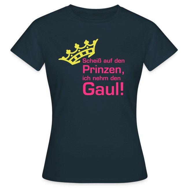 ich nehm den Gaul!