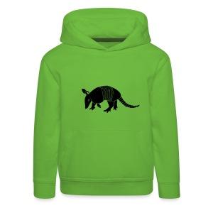 tier t-shirt gürteltier armadillo gürtel faultier - Kinder Premium Hoodie