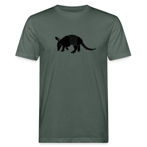 tier t-shirt gürteltier armadillo gürtel faultier - Männer Bio-T-Shirt