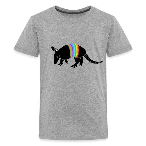 tier t-shirt gürteltier armadillo gürtel faultier - Teenager Premium T-Shirt