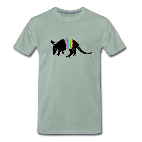 tier t-shirt gürteltier armadillo gürtel faultier - Männer Premium T-Shirt