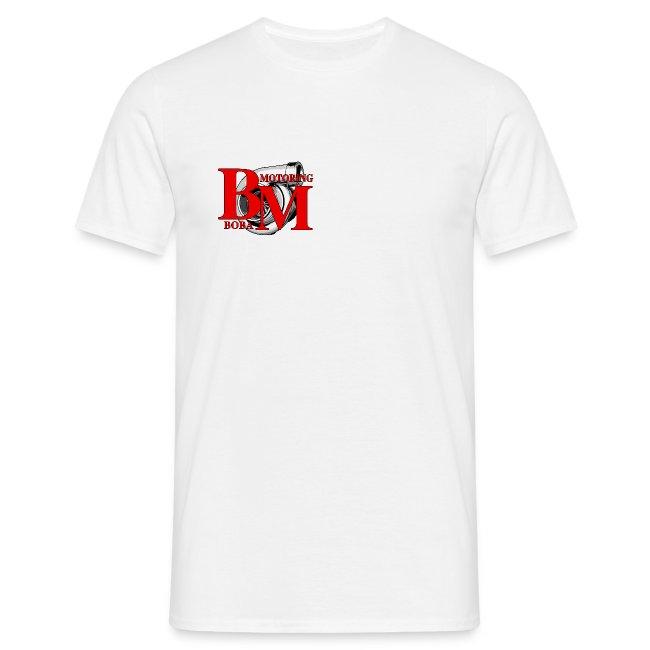 Boba-Motoring Fan-Shirt beidseitig bedruckt