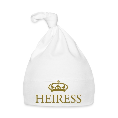 Gin O'Clock Heiress Baby Hat - Gold Print - Baby Cap