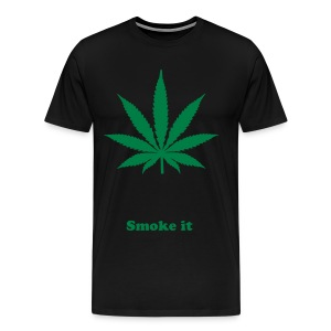 Tee shirt homme Smoke it - T-shirt Premium Homme