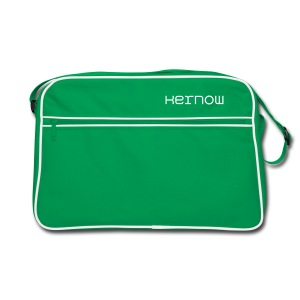 Be King of the Bus Stop with this stylish Kernow bag, it's helluvah good! - Retro Bag
