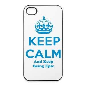 Keep calm Case - iPhone 4/4s Hard Case