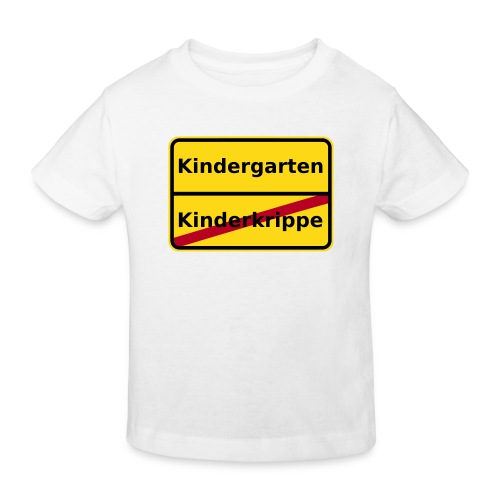 Kindergarten - Digitaltransfer - Kinder Bio-T-Shirt