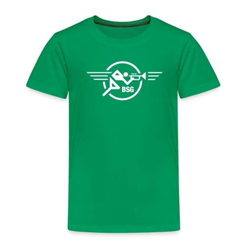 Trompeten-Runner für Kids - Kinder Premium T-Shirt