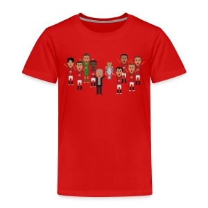 Kids T-Shirt - Champions of England 2013 - Kids' Premium T-Shirt