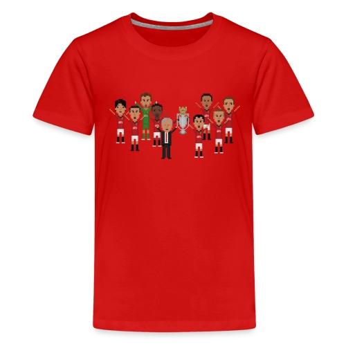 Teen T-Shirt - Champions of England 2013 - Teenage Premium T-Shirt