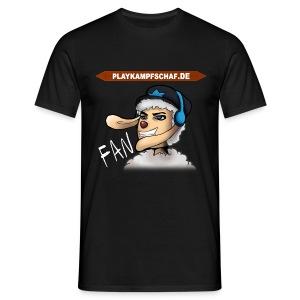 PlayKampfschaf - Fan - Männer T-Shirt