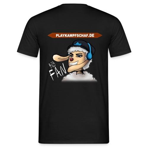 PlayKampfschaf - BigFan - Männer T-Shirt