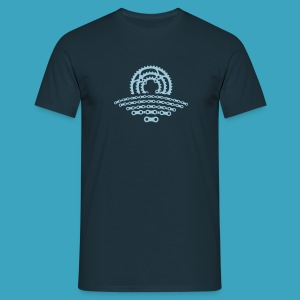 Dawn of the Bike - Männer T-Shirt