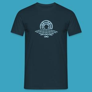 Dawn of the Bike - Männer T-Shirt