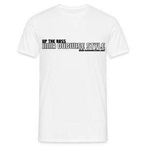 T-Shirt classic up the bass - Men's T-Shirt