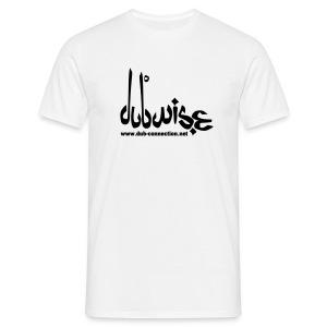 T-Shirt classic dubwise arabic alphabet - Men's T-Shirt