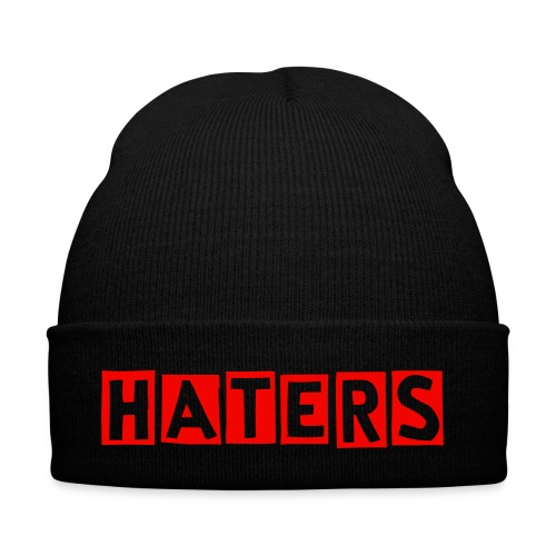 Haters Hat - Winter Hat