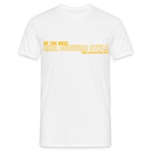 Tee-shirt classic up the bass - Men's T-Shirt