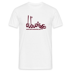 Tee-shirt classic dubwise arabic alphabet - Men's T-Shirt