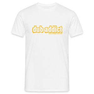 Tee-shirt classic dub addict - Men's T-Shirt