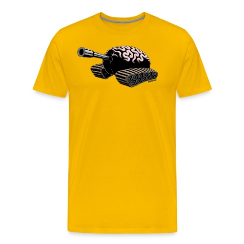 Think Tank T-Shirt #2 (Color) - Men's Premium T-Shirt