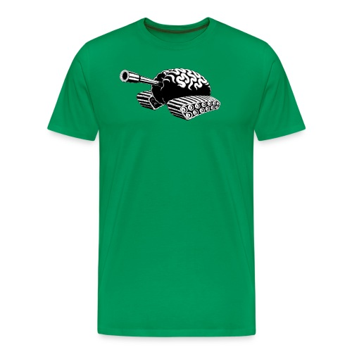 Think Tank T-Shirt #1 (Mono) - Men's Premium T-Shirt