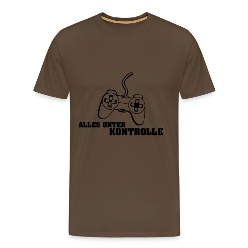 Alles unter Kontrolle - Männer Premium T-Shirt