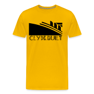 T-Shirts ~ Men's Premium T-Shirt ~ Clyde Built