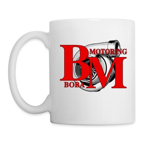 Boba-Motoring Kaffee Tasse - Tasse